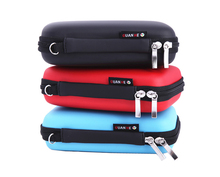 High Quality Portable Zipper External 2.5 HDD Bag Case Pouch For Protection For 2.5 GPS Hard Disk Drive(China)