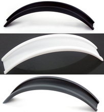 Replacement Headband Top Protector Head Rubber Pad Earpads Cushion for Beats Solo HD Headphones