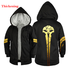death note Rye Pioneer Overwatches Reaper ow 3d hoodies men Harajuku oversized hooded mantle black hoodie mens hooded cloak(China)