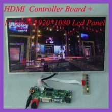 HDMI controller board+15.6inch B156HW01 LP156WF1 N156HGE-L11 1920*1080 lcd panel(China)