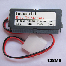 Industrial 40pin Disk On Module 128MB 256MB 512MB 1GB 2GB 4GB 8GB DOM IDE Flash Memory Card(China)
