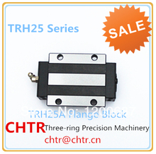 China Low Price Linear  Block Guide Laser Linear Slide Guide Carriage TRH25A