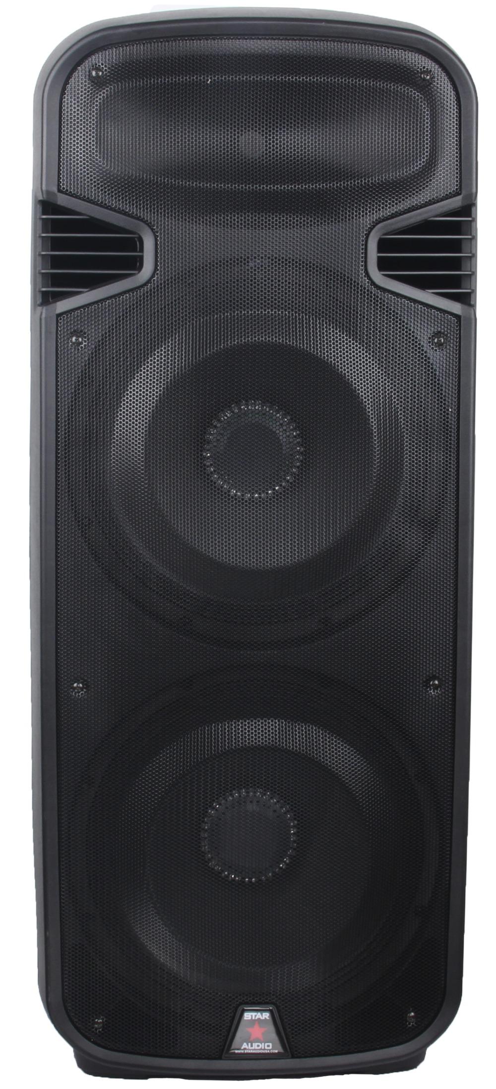 4500w 15\'\' powered speaker (9)