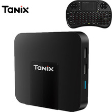 Buy Android 7.1 Tanix TX3 Mini TV Box Amlogic S905W 2.4GHz WiFi 4K 2GB/1GB RAM + 16GB ROM HDMI SPDIF Ethernet DC Power Media Player for $34.68 in AliExpress store