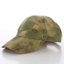 Men Military cap Hiking Male Hat Summer Camping Man's Camouflage Tactical hat army Fishing bionic Baseball cadet