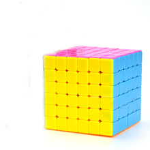 Educational Toys Magic Square Classic Magnetic Cube Toy Magic Square Neo Cube 5mm Deshovy For Adults 50K360(China)