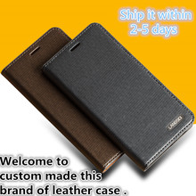 NC12 genuine leather flip case for Samsung Galaxy C5 cover for Samsung Galaxy C5000 phone case free shipping