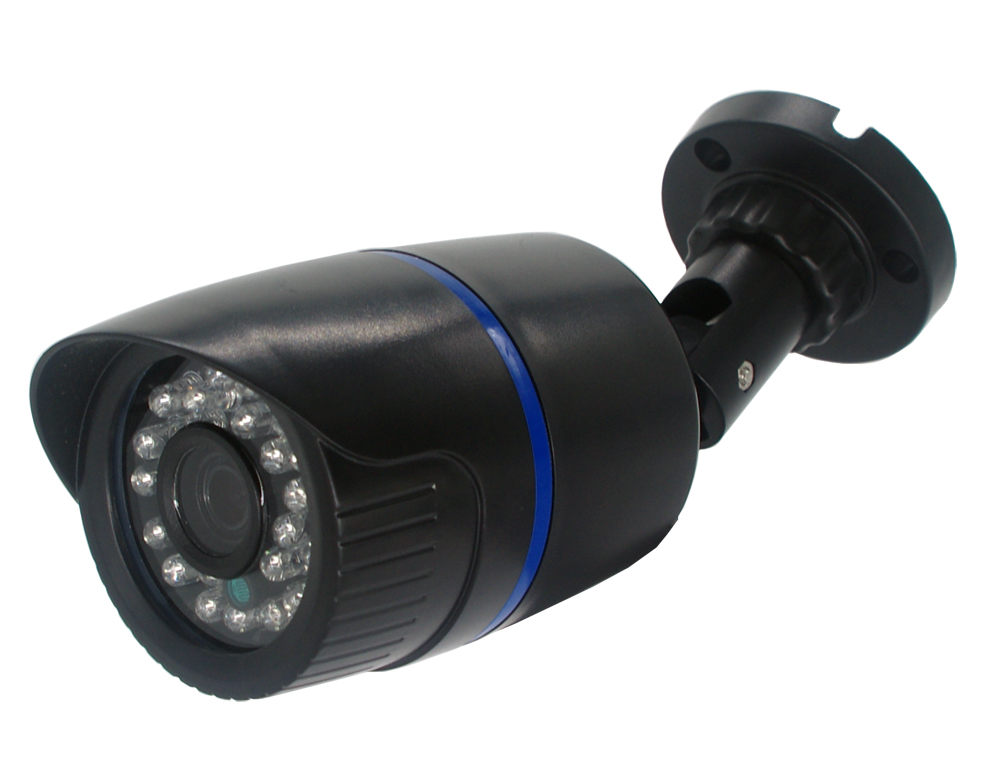 H265 1080P 2MP 4MP Outdoor Waterproof  IR IP camera HD Mega Pixels Network IP HD Camera with POE<br>