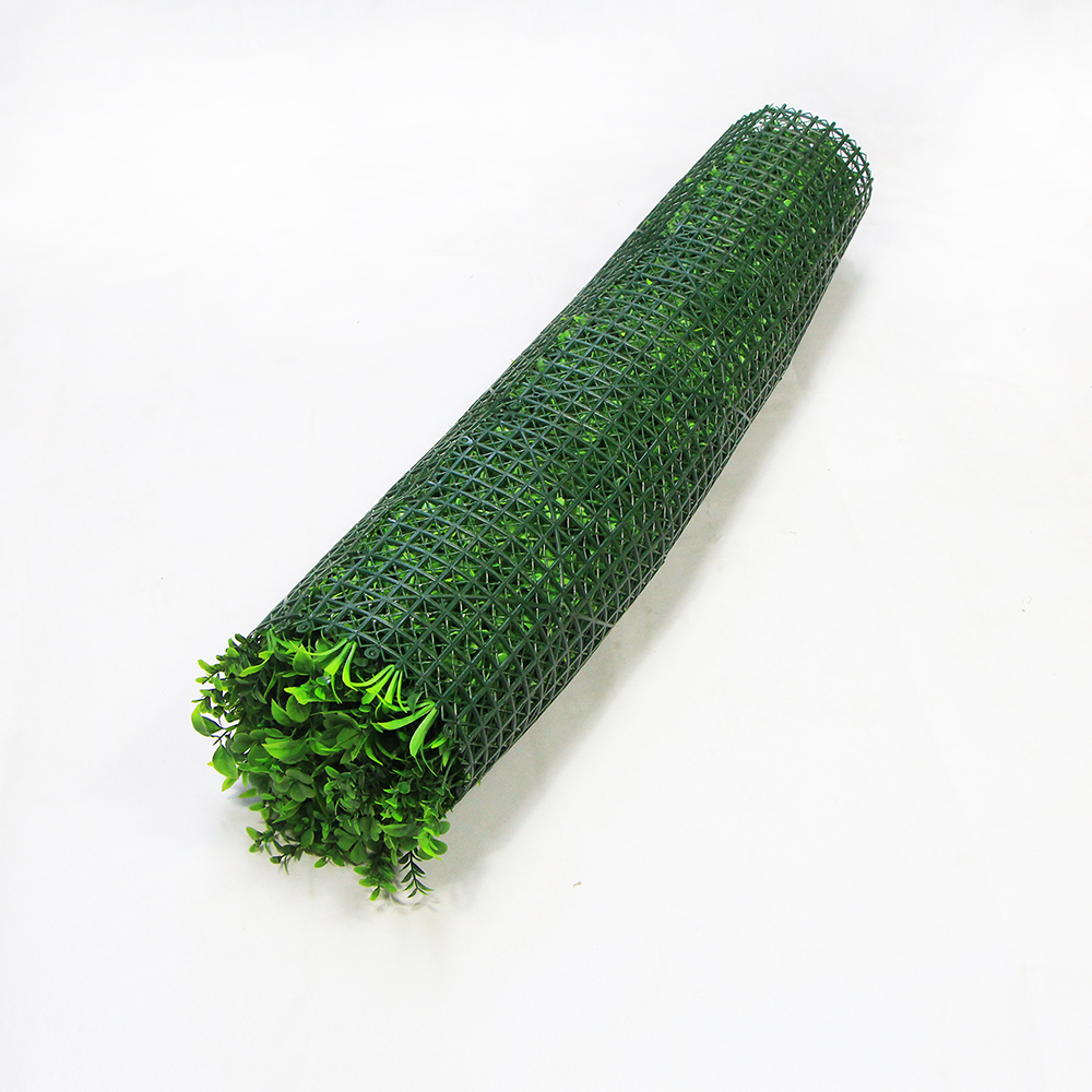 Artificial Boxwood Panels Hedge Wall Privacy Screen Topiary Plant 1x1m Greeny Walls DIY Mats Fencing Backyard Garden Decoration8