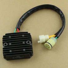 High Quality Motorcycle Voltage Regulator Rectifier DC 12V for Honda XRV 750 AFRICA TWIN 1993 - 2003(China)