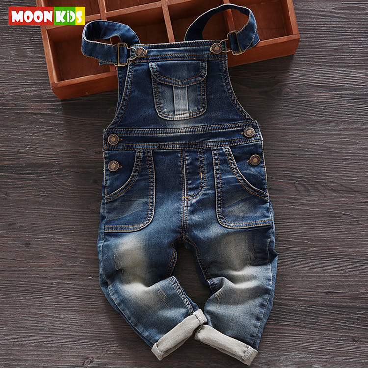Free shipping 2017 spring Baby boys cowboy suspenders  casual denim overalls, rompers,kids<br><br>Aliexpress