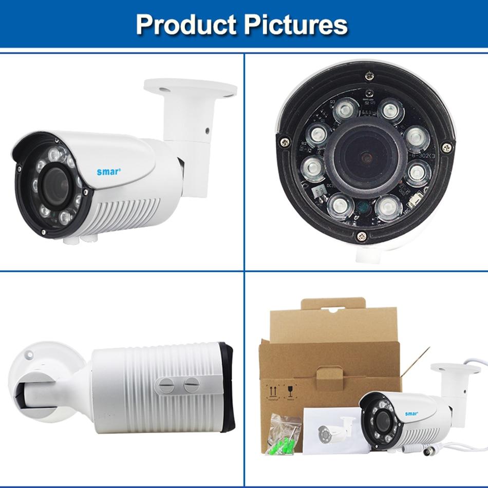 Smar SONY 1080P AHD Camera 12.8 inch SONY IMX323 3000TVL AHDH Full HD CCTV Surveillance Security Camera Outdoor IP67 Metal Case (3)
