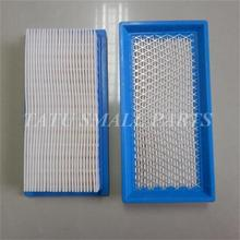 PAPER SQUARE AIR FILTER FOR GENERAC 3.5HP ~ 5.5 HP IC 5.0 HP Vanguard engines AIR CLEANER 494511S(China)