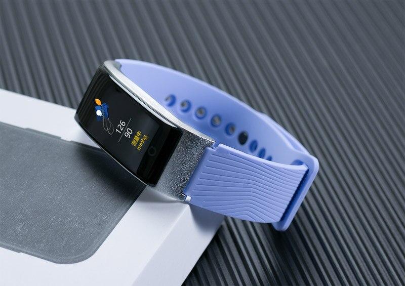 VERYFiTEK F4 Metal Smart Band Wristband Blood Pressure Heart Rate Monitor Men Women Fitness Watch Pedometer Smart Bracelet (35)