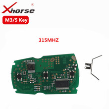 XHORSE BM3/5 Key for BMW 3/5 Series 315MHZ Chip Replacement For BMW(China)