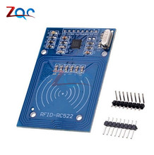 Buy 13.56MHz RFID Module Arduino MF RC522 RC-522 Reader Writer Sensor Card Module I2C Interface 2 Pins 3.3V DC for $1.45 in AliExpress store