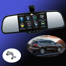 Android Car Rear View Mirror DVR GPS Bluetooth WIFI for Buick Lacrosse Excelle GT Regal Verano Encore Envision GL8 Auto Monitor(China)