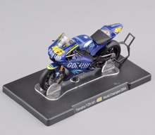 IXO Altay 1/18 ROSSI Yamaha YZR-M1 #46 World Champion 2004 Motorcycle Diecast Motorbike Model boys Gift Collection