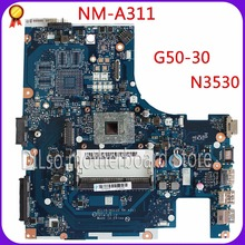Buy KEFU ACLU9 / ACLU0 NM-A311 motherboard Lenovo G50 G50-30 Laptop Motherboard tested motherboard DDR3 N3530 CPU Onboard for $82.00 in AliExpress store