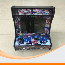 now products Family Professional classic wooden mini simulator arcade desktop video game console machines,Mini arcade machine(China)