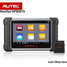 Autel MaxiPRO MP808TS Automotive Diagnostic Scanner with TPMS Service Function and Bluetooth (Prime Version of Maxisys MS906TS)(China)