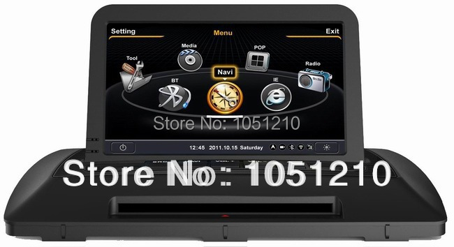 S100 platform Car DVD gps navi fit for Volvo XC90 2007-2013 with Cortex A8 chipset 1080P auto stereo radio hot selling OCB-073(China (Mainland))