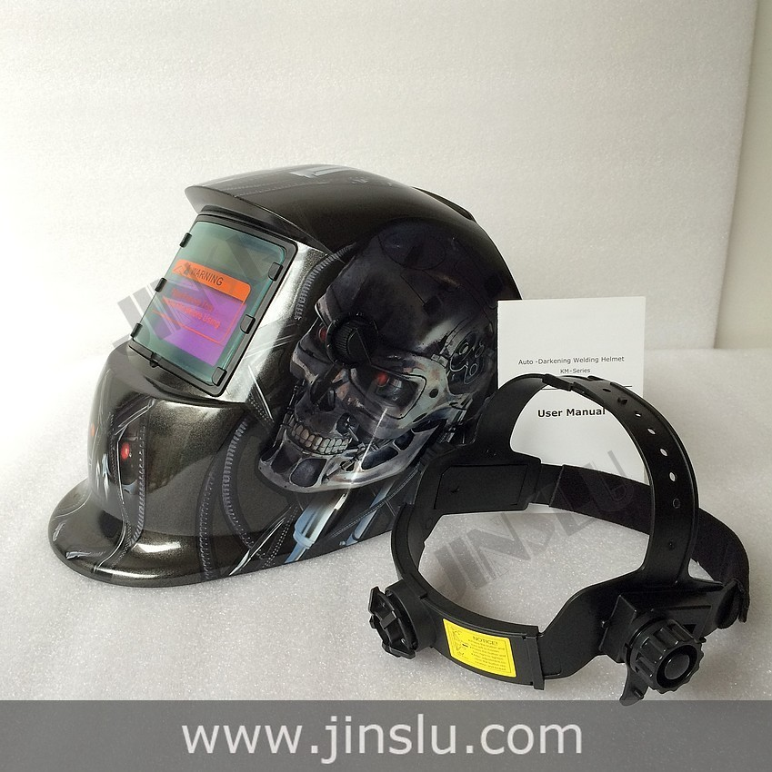High quality Solar Auto darkening welding helmet/face welding mask/Electric welder mask/caps<br><br>Aliexpress