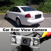 Car Camera For Audi A6 S6 RS6 C5 MK5 1997~2004 High Quality Rear View Back Up Camera For TOPGEAR Friends Use | CCD + RCA