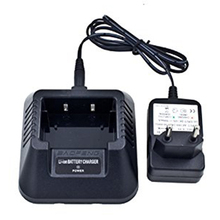 Radio Walkie Talkie BAOFENG Battery EU Desktop Charger fit for BAOFENG UV-5R UV-5RA 5RB UV-5RE Plus Baofeng Accessories