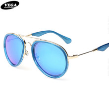 VEGA Polarized Vintage Sunglasses Women Men Best Retro Glasses Purple Blue Brown Tinted Lenses 25ns