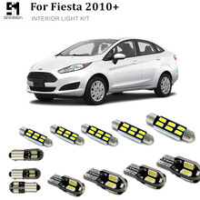 Popularne Interior Lighting Ford Fiesta Kupuj Tanie