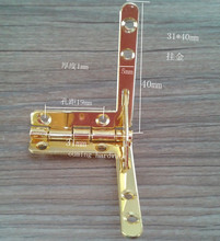 Small Quadrant Hinge Set for humidor boxes/ cigar Case Twentysomething hinge hinge jin 50pairs/lot