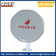 26cm ku band lnb in mini satellite antenna/offset satellite dish steel panel(China)