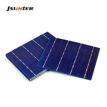 JSLINTER 156x125mm Solar Cell Polycrystalline Silicon Cells Prices for 12 v Painel Solar 0.5 v 3.5 w  20 pieces Efficiency 17.8