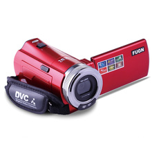 HDV-F900 2.7 inch Reflex Digital Photo Cameras HD 1080P 16X Zoom Professional Video Recorder Camcorders W/ Face Recognition