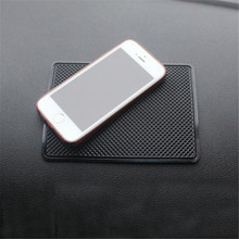 2017 Car Anti-Slip Dashboard Sticky Pad Non Slip Mat For Phone Coin Sunglass Holder Car-styling car accessories High Quality(China)