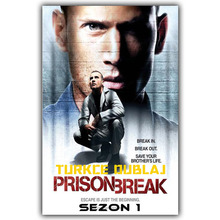American TV Customizable Poster Michael Prison Break Galaxy Note Fashion Classic Modern Home Decoration Fashion Poster DY486