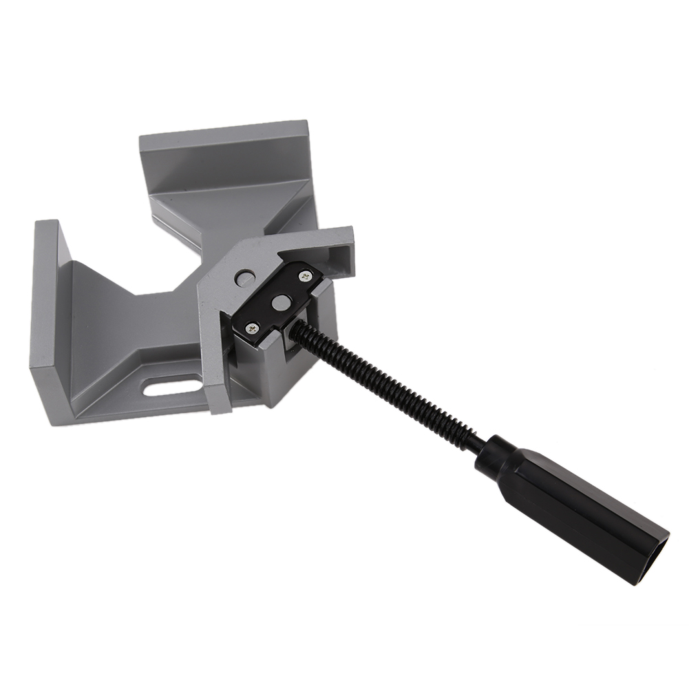 90 Degree Corner Right Angle Carbide Vice Clamps Woodworking Clip DIY Photo Frame Aquarium Furniture Frame Gussets Tools<br>