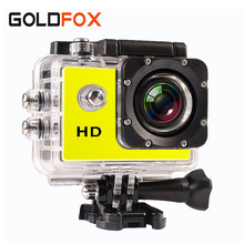 GOLDFOX SJ 4000 Sport Action Camera Waterproof Video Mini Cam 720P HD Bike Helmet Go Car Pro Style Photo Camera