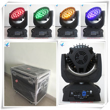 Club lighting effects led moving head light zoom 36x18w moving head zoom