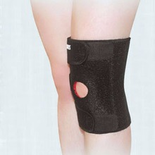 Magnetic Knee Support Pads Neoprene Open Patella Arthritis Pain Sport Brace Guard A(China)