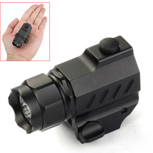 TrustFire G01 Flash lights 600lumens 2-Mode Cree XP-G R5 Hunting Mini LED Torch LED Tactical Lights Gun Flashlight(China)
