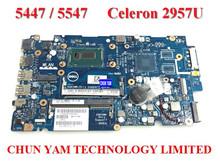 NEW LAPTOP NOTEBOOK MOTHERBOARD SYSTEM BOARD LA-B012P FOR DELL 14 14-5000 5447 5547 SERIES with/ Celeron 2975U 1.4GHz Processor