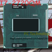Original Intel Core I7-2720QM SR014 CPU I7 2720QM processor FCPGA988 2.2GHz-3.3GHz L3=6M Quad core free shipping(China)