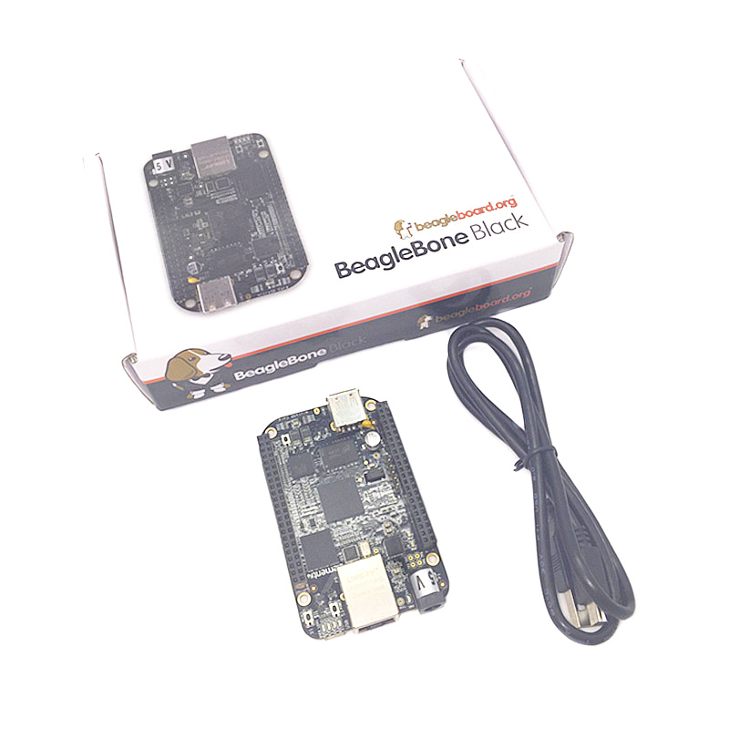 Free shipping BeagleBone Black TI AM335x Cortex-A8 development BB-Black Rev.C