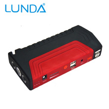 LUNDA 12V Mobile battery pack Car Charger Portable Mini Jump Starter Booster Phone Notebook Power Battery