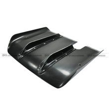 Car-styling FRP Fiber Glass LB Style Rear Diffuser Fiberglass Bottom Under Panel Accessories Fit For Nissan R35 GTR In Stock(Hong Kong)