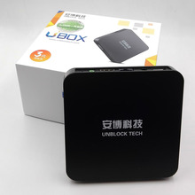 UBOX Unblock TV box S900 with Airmouse Oversea Version Android Wireless wifi connect HD IPTV STB KTV KODI Sport Football Drama
