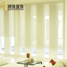 free shipping hot sell waterproof fire retardant sunscreen roller blinds for office and home decoration made to measure blinds