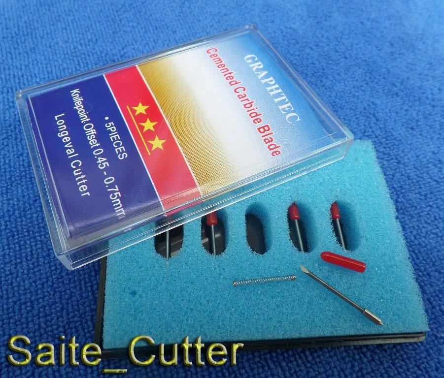 Free shipping 10 pcs  x 45 Degree HIGH QUALITY CB09 Graphtec Blade Cutting Plotter Vinyl Cutter<br><br>Aliexpress